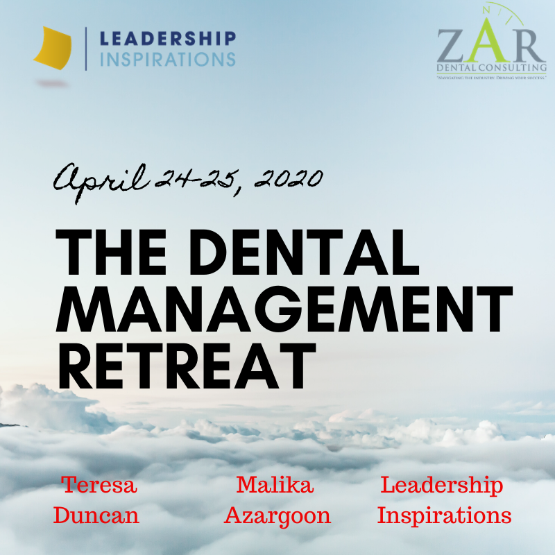 The Dental Management Retreat